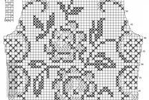 haft krzyżykowy cross-stitch