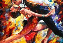 section2 열정적인 사랑의 표현으로서의 dance  /  춤은 시간과 공간을 모두 활용하는 예술이기 때문에 다른 예술에 비해서 역동적이고, 열정적인 활동으로 보여진다. 그 중에서도 단연 돋보이는 것은 남녀가 함께 짝을 지어서 표현하는 partnership이다. 사랑을 모든 감정의 근원이고, 가장 강렬한 것으로 볼 때, 커플 댄스는 춤을 추는 사람들 사이의 감정을 더 깊게 해주고 상대방에게 자신의 매력을 확실히 드러낼 수 있는 예술이다.