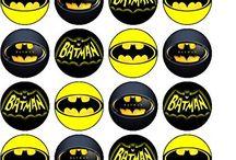 festa de Batman