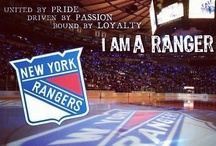 💙New York Rangers Pride💙 / by Kate Zysk