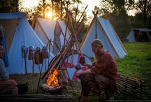fire viking nature