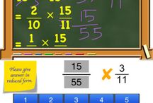 Apps for Fractions