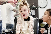 Glamorous Girls Hair / Great cuts and styles for the young ladies of the house