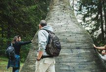Arte Sella / Il Diario - Capitolo 7 - Arte Sella Il primo giorno di ottobre, con i primi raggi di un sole che sembrava non voler lasciar spazio all'autunno, siamo partiti per raggiungere la Val di Sella e immergerci nel fascino di Arte Sella. Scoprite di più sul nostro blog! #Diario #30anni #trentannidipassione #artesella #contemporary #mountain #arte #natura