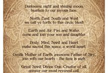 Pagan, New Age, Goddess, Witchy / by Brigid Ashwood