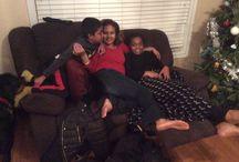 Shemars family