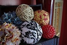 { DIY - Decor - Organization } / Home Decor Ideas:: Organization Tips :: Upcyling :: Sewing :: Crafts / by - KNW -