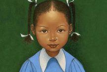 Artists I Love- Kadir Nelson / by Cristina Vazquez-Villegas