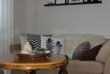 Loft livingroom inspiration