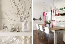 Christmas decor / by Amber Price