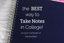 Training & notes