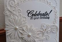 birthday cards inspiration