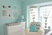 Nursery Ideas / by Brittany Covell