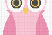 Cross Stitch, Needlepoint