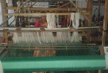 Delicate Uppadas / Delicate, Light-weight and almost Translucent Uppada Silk & Cotton Saris embellished with beautiful Jamdani Motifs