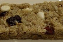 Snack Recipes / Mostly healthy snack recipes with a few sweet treats added for good measure.