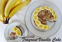 Raw Food Cakes and Desserts