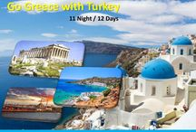 Greece Turkey Tour Packages