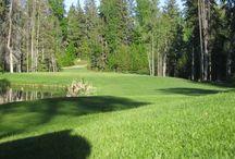 Alberta, Canada, Par 3 and Executive Golf Courses / Alberta, Canada, Par 3 and Executive Golf Courses