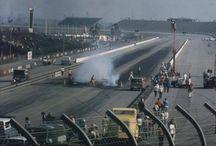 Vintage racing / old school racing