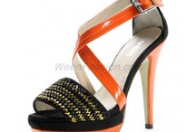 Ultra-high Heel Sandals / by Weenfashion.com