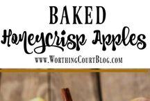 bake apples