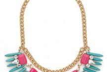 Statement Necklaces / Pieces that speaks volume