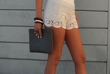 Tanned n Toned in White