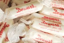 World's Best Taffy! / by Dewar's Candy Shop
