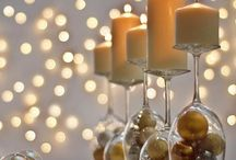 christmas center pieces for tables
