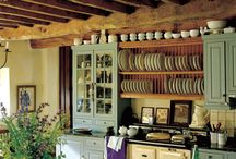 Country House Interiors / Beautiful, cozy or stylish.