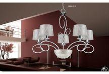 Lámparas Salón