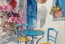 Watercolorpaintings