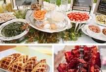 breakfast wedding ideas