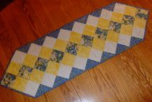 quilted table runner patters