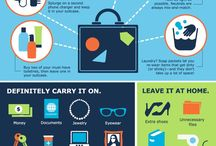 Business travel packing