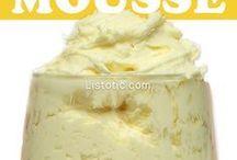 sugar free mousse
