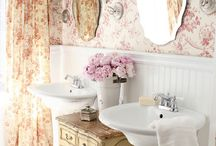 Master Bath / by Stefanie Decker