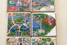 Tips & Crafty Bits - Disney / by Sarah-Lou