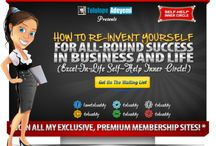 How To #Reinvent Yourself For ALL-Round #Success In #Business...