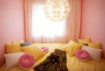 Girly Girl Room Ideas / by Amber Page