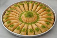 Turkish Desserts ! (Türk Tatlıları) ımmm ımmm ☺ / Nefis Türk Tatlıları !!