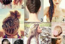Haare und styling