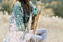 Hippie Gypsy  / by Channing Allard