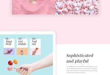 Web Design/ Strony www