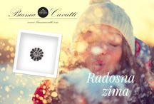 Zimowa radość / i piękna biżuteria :)