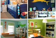Boys room / by Kinsey Sykes
