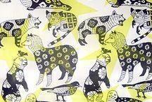 Texile Design - prints