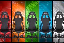 Crank Series / Chairs designed for people who Perform in the Clutch