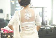 white blouse lace
